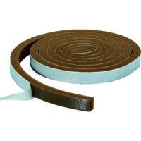 ニトムズ(nitoms) ニトムズ 隙間テープ2巻 ブラウン E0221 1パック(4m) 497-5961(直送品)