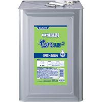 サラヤ(SARAYA) 特撰ヤシノミ洗剤18KG 30800 1個(18000g) 753-6917 (直送品)