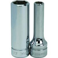 スナップオン・ツールズ(Snap-on) WILLIAMS 3/8ドライブ ディープソケット 6角 11mm JHWBMD-611 757-8989(直送品)