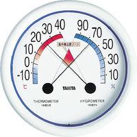 タニタ(TANITA) TANITA 食中毒注意ゾーン付温湿度計 5488 1個 765-8427(直送品)