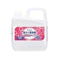 サラヤ(SARAYA) サラヤ 洗濯用洗剤超濃縮5L 51702 1本(5000mL) 495-6273 (直送品)