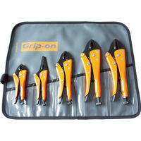 GRIP-ON(グリップオン) GRIP-ON グリッププライヤーセット BK-SET5 1セット 752-1707(直送品)
