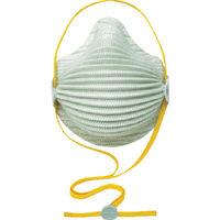 Moldex(モルデックス) AIRWAVE 使い捨て式DS2防じんマスク Mサイズ 4600DS2 1箱(10枚) 770-4640 (直送品)