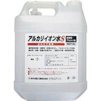 鈴木油脂工業 SYK アルカリイオン水S 4L S-2665 1個(4000mL) 759-3619(直送品)の画像
