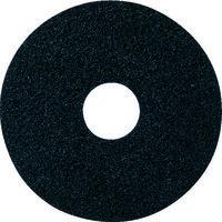 アマノ(AMANO) フロアパッド13 黒 HEC801100 1セット(5枚) 496-1528 (直送品)