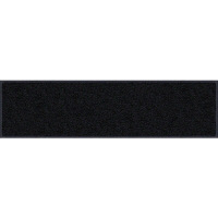 <LOHACO> スタンダードマットS ブラック 180×1000cm (直送品)画像
