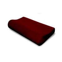 高反発枕 300X500mm ブラウン 9174820 ファミリー・ライフ 1個 (直送品)