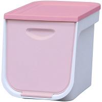 アイリスオーヤマ フラップボックス ピンク FLP-S 10台 (直送品)