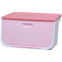 アイリスオーヤマ フラップボックス ピンク FLP-L 5台 (直送品)