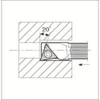 京セラ(KYOCERA) 京セラ 内径加工用ホルダ C06J-STXBR06-075 1個 175-0801(直送品)