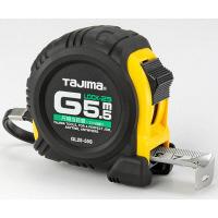 タジマ コンベックス Gロック-25 5.5m 25mm幅 尺相当目盛付 GL25-55SBL メジャー (直送品)