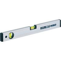 タジマ 水平器 マグネット付 ボックスレベルスタンダード 450mm BX2-S45M(直送品)