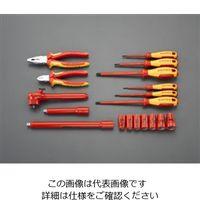 エスコ(esco) [18個組] 絶縁工具セット 1セット EA640XC-21(直送品)