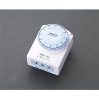 エスコ(esco) AC100V/15Aタイマー 1セット(3個) EA763A-23A (直送品)