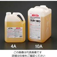 エスコ(esco) 4.0kg 厨房用強力油汚れ洗浄剤 1セット(8000g:4000g×2本) EA922-4A(直送品)