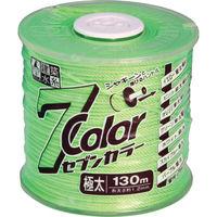 たくみ 7COLOR 極太 グリーン 130M 4811 1個 751-5383 (直送品)
