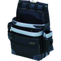 基陽 KH 1680D 超軽量シリーズ ネイルバッグ 曲尺入り付 24208 1個 770-7339(直送品)
