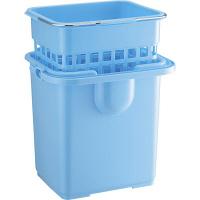 コンドル システムバケツセット ブルー 1箱(1個入) (直送品)