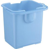コンドル システムバケツ ブルー 1箱(2個入) (直送品)