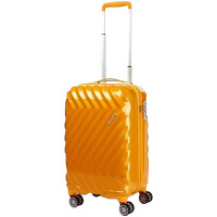 アメリカンツーリスター(AMERICAN TOURISTER) スーツケース 2~3泊用 ゼービス スピナー55cmサンセットイエロー32L(直送品)
