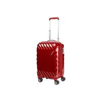 アメリカンツーリスター(AMERICAN TOURISTER) スーツケース 2~3泊用 ゼービス スピナー55cm オータムレッド32L (直送品)