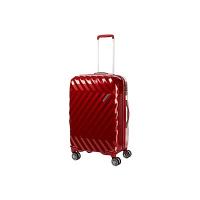 アメリカンツーリスター(AMERICAN TOURISTER) スーツケース 5~6泊用 ゼービス スピナー 67cm オータムレッド65L(直送品)
