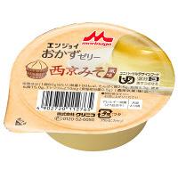 クリニコ エンジョイおかずゼリー80g(西京みそ風味) 1ケース(24個入) 0649407 (直送品)