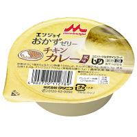 クリニコ エンジョイおかずゼリー80g(チキンカレー風味) 1ケース(24個入) 0649408 (直送品)