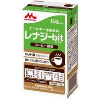 クリニコ レナジーbit(コーヒー風味) 1ケース(24本入) 0650036 (直送品)