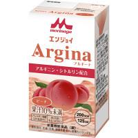 クリニコ エンジョイArgina ピーチ味 1箱(24本入) 0648016 (直送品)