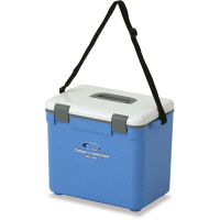 <LOHACO> CampersCollection(キャンパーズコレクション) クーラーボックス スーパークールボックス 26L ブルー CC26L 1個 (直送品)