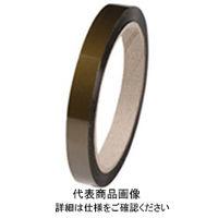 DESCO テープ、WESCORP、静電気防止、ポリイミド、耐熱性 6mmx32.9m 81270 1セット(329m:32.9m入×10個)  (直送品)