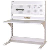 ラインテーブル W1200サイズ片面単体 作業台 HRK-1213-PC 山金工業 (直送品)
