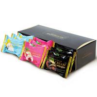 モチクリームアイス バニラ・ストロベリーチーズケーキ・生チョコクッキー&マシュマロ9個セット (直送品)
