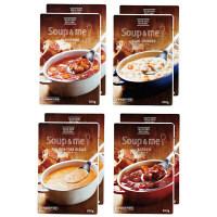 【ギフト】成城石井 スープ&ミー スープ詰合せ (直送品)