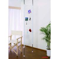 ルミナス つっぱりパーテーション 幅が2種類から選べる 壁面収納 幅62又は86×奥行6×高さ176-278cm PT-5070 1台 (直送品)