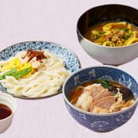 香川 讃岐小豆島手延うどん3種詰め合わせ 6食セット (直送品)