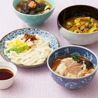 香川 讃岐小豆島手延うどん4種詰め合わせ8食セット (直送品)