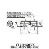 住友電工ハードメタル(SUMITOMO) 切削工具 部品 ネジ WB6-20T 1セット(10個入)(直送品)
