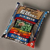 アイリスオーヤマ ゴールデン粒状培養土さし木・種まき GRB-S5 1箱(4個入) (直送品)