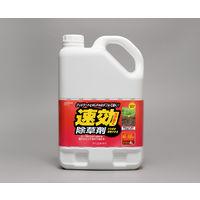 アイリスオーヤマ 速効除草剤 4L SJS-4L 1箱(4個入) (直送品)