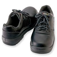 アイトス セーフティシューズ(ウレタン短靴ヒモ) ブラック 30cm AZ59810-010 1足(直送品)