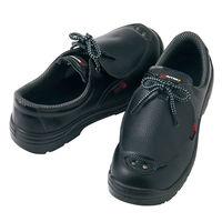 アイトス セーフティシューズ(ウレタン短靴甲プロ)(受注生産) ブラック 23.5cm AZ59823-010 1足(直送品)