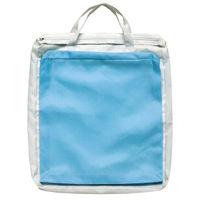 ミドリ安全 クリーンルーム用バッグ・小物 クリーンバッグII フリー 3189801520 1枚 (直送品)