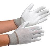 ミドリ安全 クリーンルーム用静電手袋 作業手袋 MCGー600N(手のひらコーティング) SS 10双/袋 4045850030 1袋(10双入) (直送品)