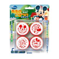 ビバリー 先生のごほうびスタンプ ディズニー ミッキーマウス SE4-015 (直送品)