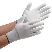 ミドリ安全 クリーンルーム用手袋 作業用手袋 NPUー130 L 10双/袋 4045830153 1袋(10双入) (直送品)