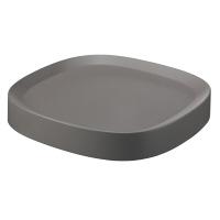 テラモト tidy(ティディ) 植木鉢トレー plantable(プランタブル) ブラウン OT-668-100-4 1個 (直送品)