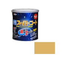 アサヒペン 水性スーパーコート 1.6L ベージュ (直送品)