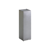 ヒガノ プロフィット ゴミ箱 ステンレス 16L 1台 (直送品)
